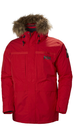 Helly Hansen Coastal 2 Jas Heren rood